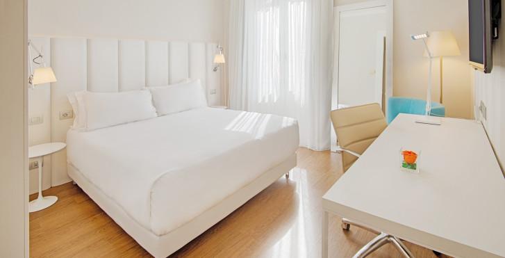 Chambre double Standard - NH Genova Centro