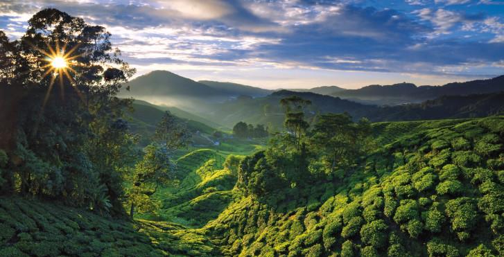 Landschaft, Malaysia