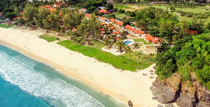Frangipani Resort