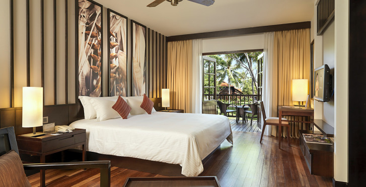 Chambre double - Meritus Pelangi Beach Resort & Spa