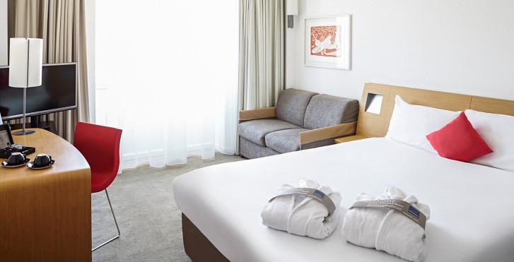 Doppelzimmer Executive - Novotel Monte Carlo