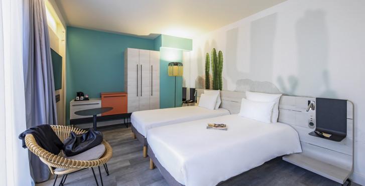 Doppelzimmer Superior - Novotel Monte Carlo