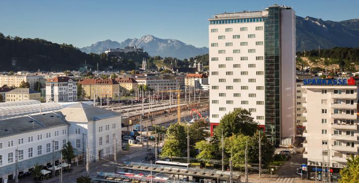Image 28461879 - Austria Trend Hotel Europa Salzburg