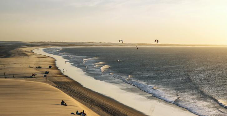 Strand von Fortaleza