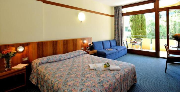 Bild 28507565 - Hotelkomplex Palme/Suite/Royal