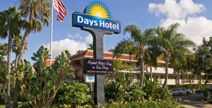 Days Inn San Diego Hôtel Circle near SeaWorld