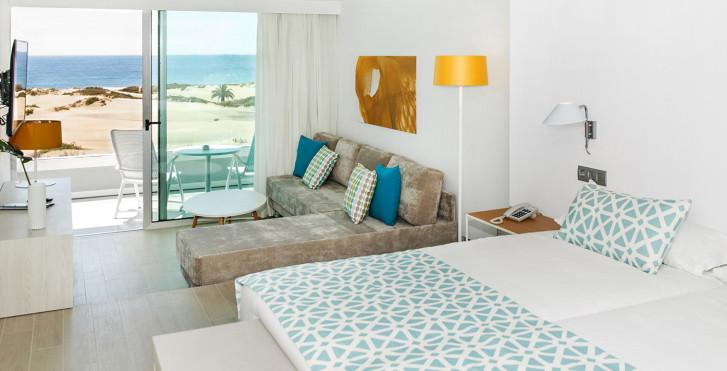 Suite Junior vue dunes ou mer - Santa Monica Suites Hotel