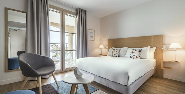 Chambre double Superior - Hôtel La Villa Douce