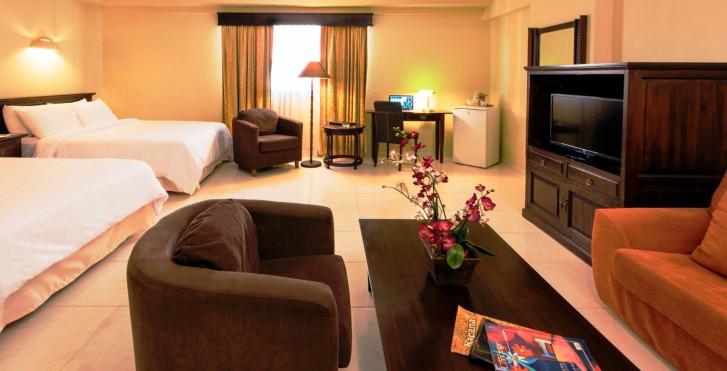 Hotel W&P Santo Domingo