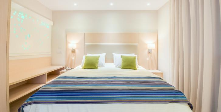 Appartement mit 1 Schlafzimmer - Myro Androu Hotel Apartments