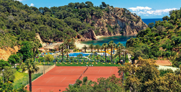 Giverola Resort - Tennisferien (inkl. Tennispaket)