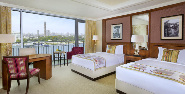 Image 28727013 - The Nile Ritz-Carlton