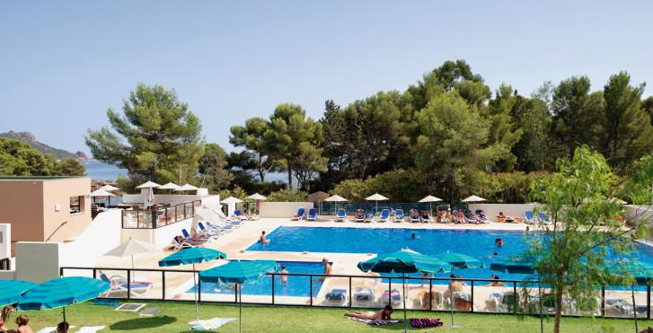 Soleil Vacances Résidence Club Les chênes Verts