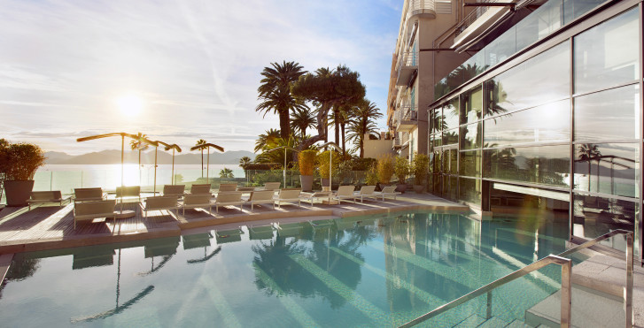 Bild 31784220 - Radisson Blu 1835 Hotel & Thalasso Cannes