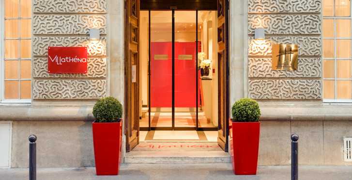 Image 28770031 - Hôtel Villathena