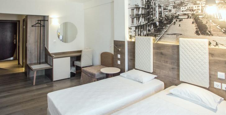 Doppelzimmer - Metropolitan Hotel, Thessaloniki