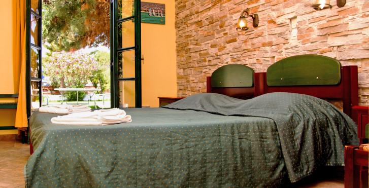Chambre double Superior - Naxos Beach Hotel