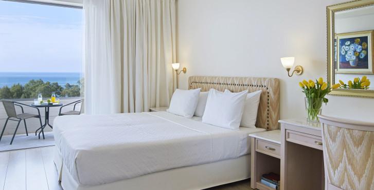 Chambre double - Hôtel Amarilia