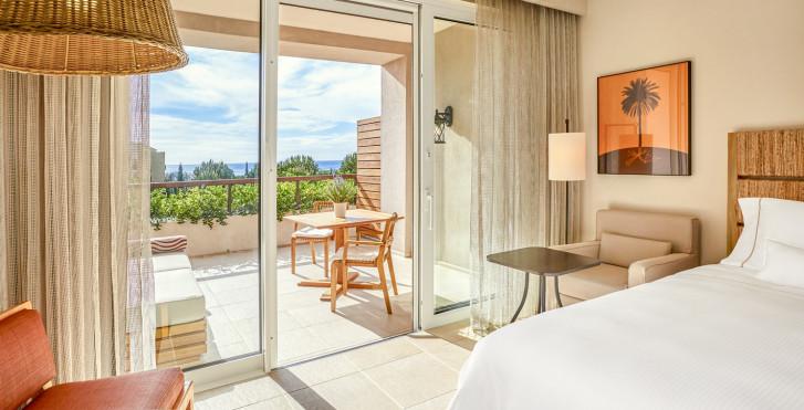 Doppelzimmer Deluxe - The Westin Resort
