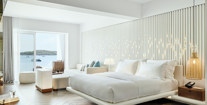 Doppelzimmer Luux Meersicht - Nikki Beach Resort & Spa