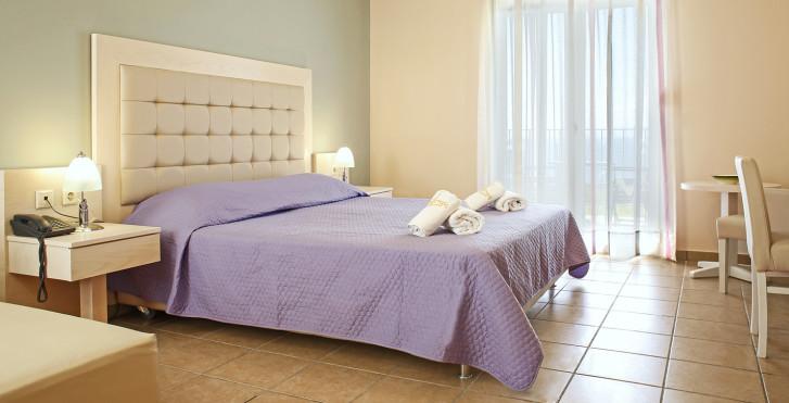Chambre double - Hôtel Asteris