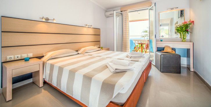 Chambre double - Natalie Hotel