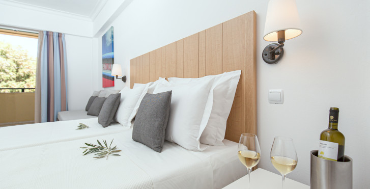 Chambre double - Hôtel Samaina Inn