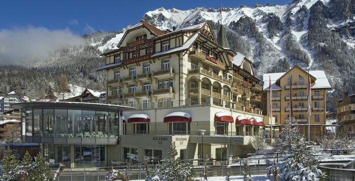 Bild 28842218 - Hotel Victoria-Lauberhorn - Wohlfühltage