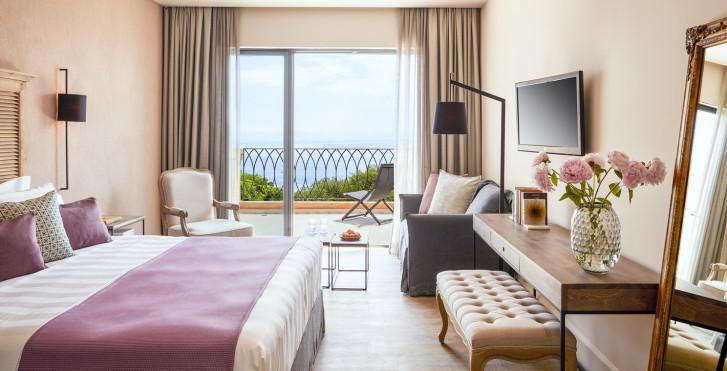 Suite Junior - Marbella Nido Suite Hotel & Villas
