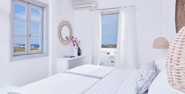 Doppelzimmer Deluxe - Mr & Mrs White