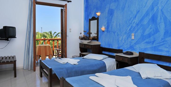 Doppelzimmer - Hotel Eri
