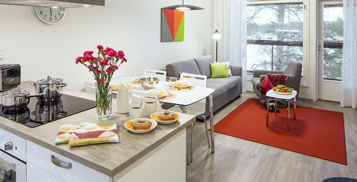 Image 28872321 - Appartements Petäjälammenranta