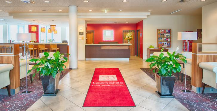 Bild 28893940 - Leonardo Hotel Dresden Altstadt
