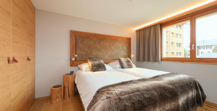 2-Zimmer-Appartement / 3-Zimmer-Appartement - SWISSPEAK Resorts Vercorin