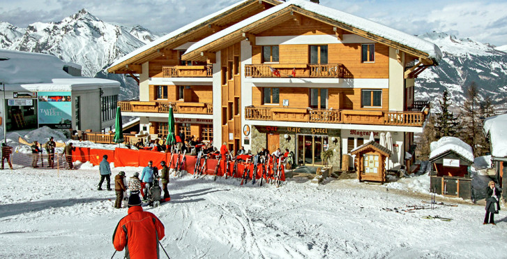 Hotel Magrappé