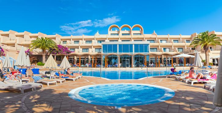 Sbh Crystal Beach Hotel Suites Fuerteventura Migros Ferien