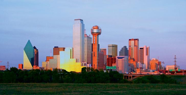 Dallas und Umgebung