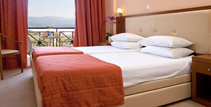Chambre double - Palatino Hotel