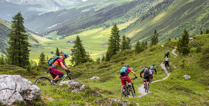 «Hammer Days» - Bike-Hotel Alpina