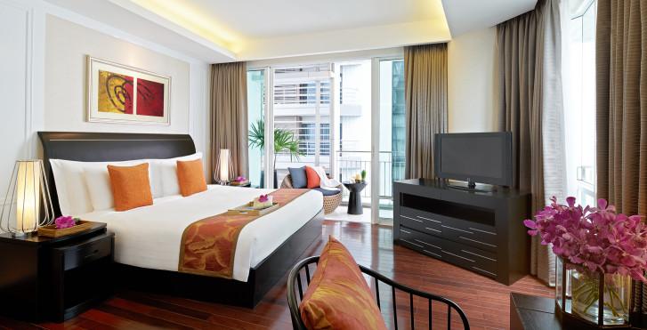 Image 29431470 - Anantara Baan Rajprasong Bangkok Serviced Suites