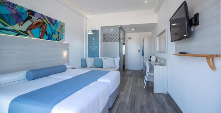 Chambre double - Surfing Colors Apartamentos