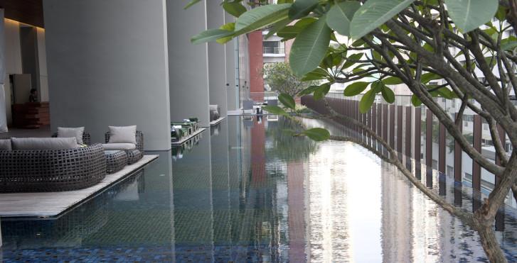 Bild 29442342 - Hansar Bangkok Hotel