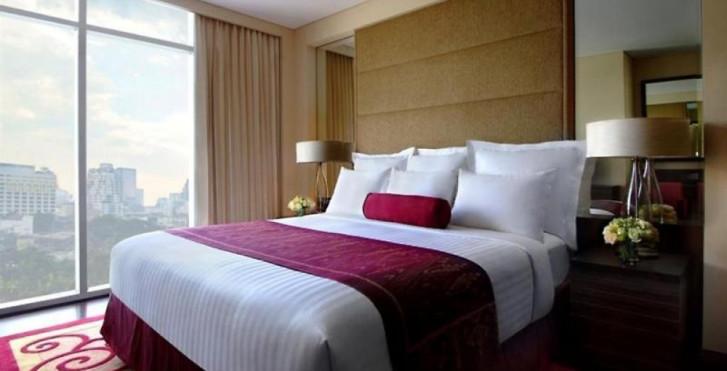 Sathorn Vista, Bangkok Marriott Executive Apartments