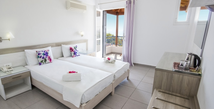 Doppelzimmer Superior - Hotel Votsalakia Beach