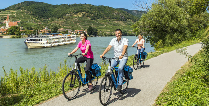 Rad & Schiff: MS Wolga - Donau-Radweg / Passau-Budapest-Passau