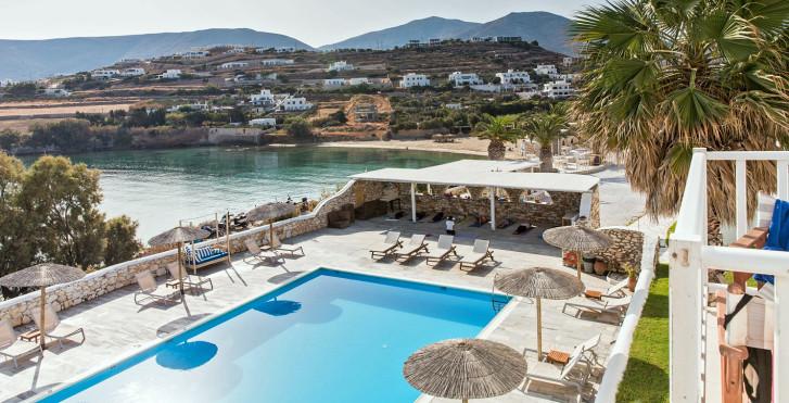 Paros Bay Hotel inkl. Bootstour nach Antiparos
