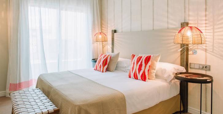 Chambre double - Hôtel Honucai
