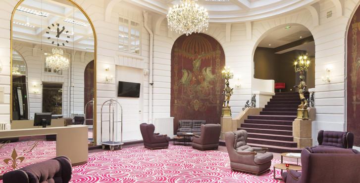 Bild 26649513 - Oceania Hotel de France Nantes