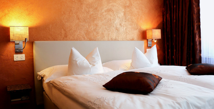 Chambre double Nord - Hotel Cristallo