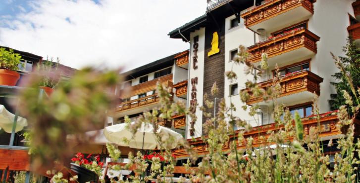 Hotel Marmotte - Sommer inkl. Bergbahnen